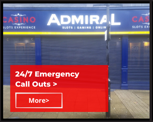 24 hour emergency roller shutter repairs