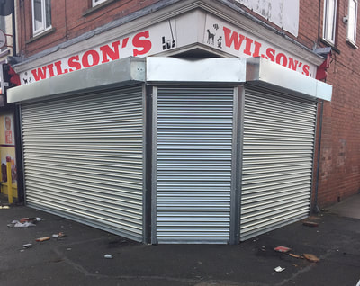roller shutter repairs doncaster