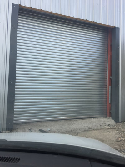 industrial roller shutter Scarborough