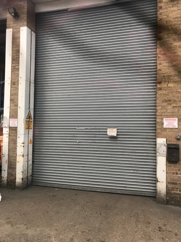 Industrial Roller Shutter Repair in Nottingham