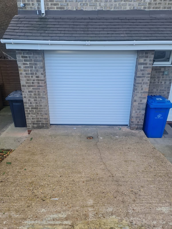 Installed Garage Door in Doncaster
