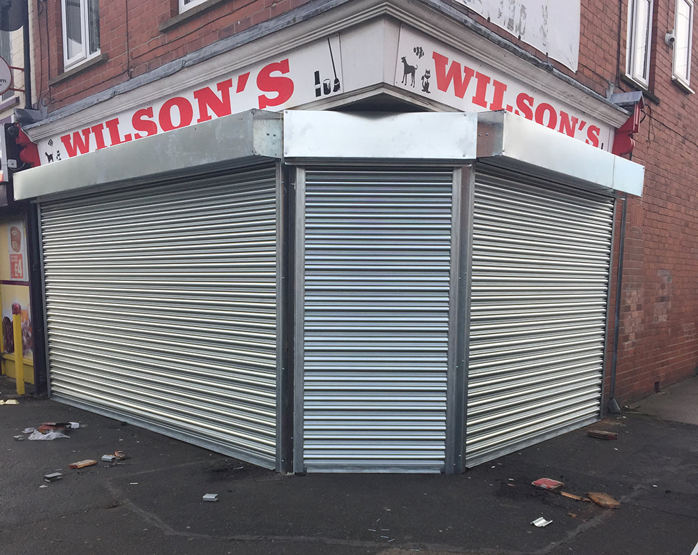 emergency roller shutter repairs Doncaster