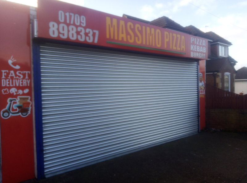 Roller Shutter Repair in Doncaster