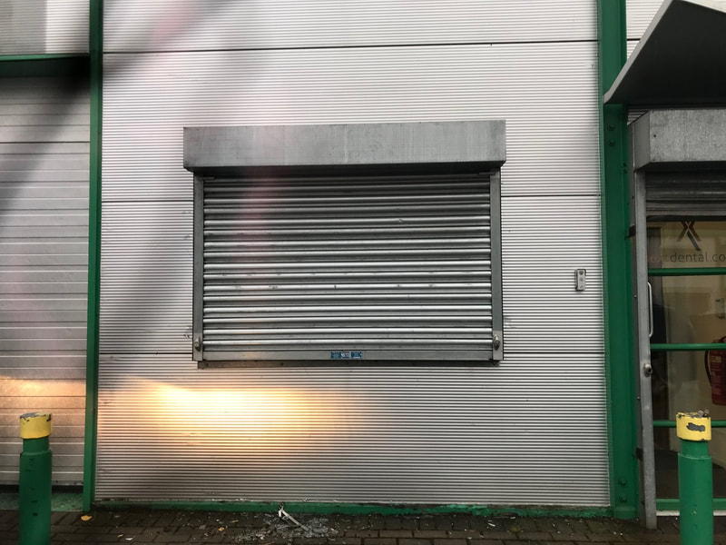 Roller Shutter Repair in Sheffield