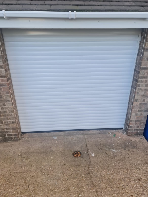 Supplied and Installed Garage Door in Doncaster